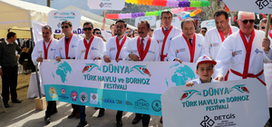 7. Dünya Türk Havlu ve Bornoz Festivali