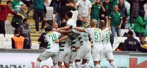 Spor Toto Süper Lig: Bursaspor: 1 - Demir Grup Sivasspor: 0 (Maç sonucu)