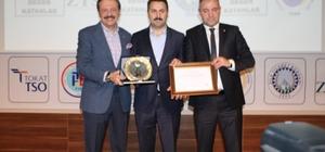"""TOBB Başkanı Hisarcıklıoğlu: """"160 milyar TL devletten alacağımız var"""""""