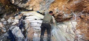 Tunceli'de terör operasyonları