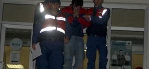 Jandarmaya ateş açan hayvan hırsızları tutuklandı