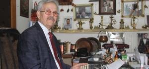 Sivas'lı arzuhalci teknolojiye direniyor
