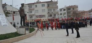 8 Mart Şehitleri Anma Günü ve Çanakkale Zaferi'nin 103. yıldönümü