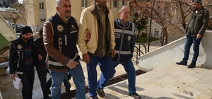 Karaman'daki uyuşturucu operasyonunda 2 tutuklama