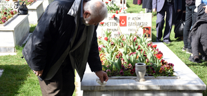 Şehitleri Anma Günü ve Çanakkale Deniz Zaferi'nin 103. Yıl Dönümü