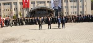 Şırnak'ta Çanakkale Zaferi töreni