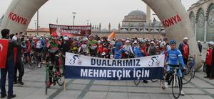 Şehitleri Anma ve Zeytin Dalı Harekatı'na Destek Bisiklet Sürüşü