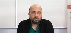"""Yazar Cem Sancar: """"Romanlarımı gerçek olaylar etkiliyor"""""""