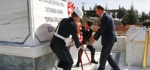 Şanlıurfa'da Çanakkale Şehitleri unutulmadı