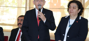 CHP Genel Başkanı Kılıçdaroğlu Adana'da