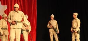 Ahlat'ta '18 Mart Şehitleri Anma Günü'