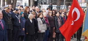 Lapseki'de Çanakkale Zaferinin 103. Yıl Dönümü Kutlamaları
