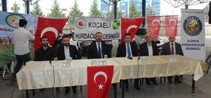 Kocaelili hurdacılardan Mehmetçik'e anlamlı destek