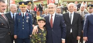 """Vali Demirtaş: """"Şehit aileleri devletin ve milletin baş tacı"""""""
