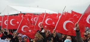 Cumhurbaşkanı Erdoğan: 1915 Çanakkale Köprüsü'nü 18 Mart 2022´de açacağız