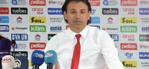Aytemiz Alanyaspor-Göztepe maçın ardından