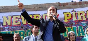 HDP'li Baydemir: Kürt'e kopmaktan başka seçenek bırakmıyorsunuz