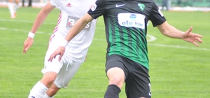 Kocaelispor-Çorum Belediyespor: 1-1