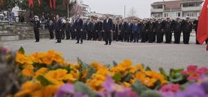 Başiskele'de Çanakkale Zaferi'nin 103'üncü yılı kutlandı