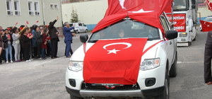 Ankara'dan Mehmetçik'e destek Suriyelilere yardım