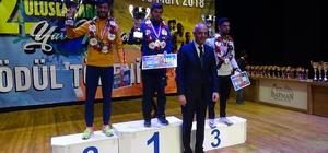 Batman'da Uluslararası Yarı Maraton ödülleri verildi