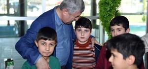 Polat'tan 'yetim ve öksüzlere sahip çıkılmalı' mesajı