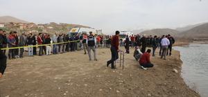 Konya'da baraj gölüne giren çocuk boğuldu