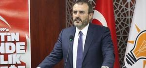 """Ak Parti Genel Başkan Yardımcısı Mahir Ünal: """"Bir şehir teröristlerden nasıl temizlenir dünyaya gösterdik"""""""