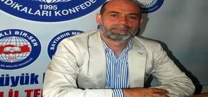 """Başkan Aksoy: 18 Mart inancın silah, para ve teknolojiyi geçit vermediği gündür"""""""