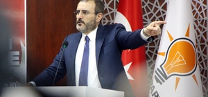 AK Partili Ünal: CHP'nin bozucu aklı Atatürk ile Erdoğan'ı kavga ettirmeye çalışır