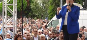Meral Akşener: Ferman padişahın ama Havran bizimdir