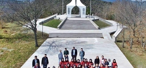 'Gazi Emet'ten Çanakkale'ye bir işaret