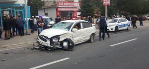 Kırşehir'de trafik kazası: 2 ölü, 3 yaralı