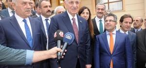 TBMM Başkanı Kahraman´dan Afrin değerlendirmesi