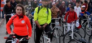 Pedallar Çanakkale için çevrildi