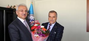 Yunus Emre Mahallesi sakinlerinden Başkan Başsoy'a ziyaret