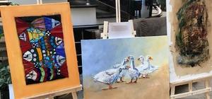 Sarıkamış'ta '1. Sanat Çalıştayı' yapıldı