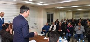 STK temsilcileri sordu, Başkan Asya yanıtladı