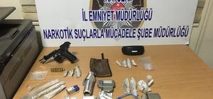 Uyuşturucu taciri bir kişi gözaltına alındı