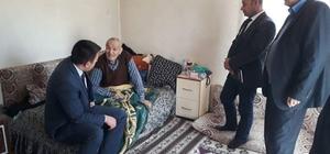 Kaymakam Kadir Yurdagül: Köylere ziyaretlerimiz devam edecek