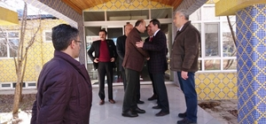 Camlı bina Gersan Holding'e veriliyor