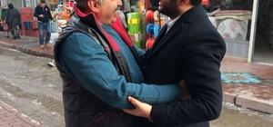 AK Parti İl Başkanı Yanar, Yaşlılar Haftasını kutladı