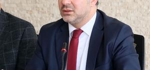 """AK Parti Aksaray İl Başkanı Altınsoy: """"Geçmişini bilmeyen geleceğini inşa edemez"""""""