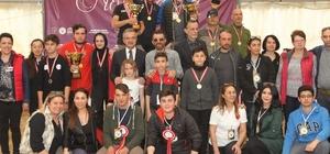 Mehmetçik Kupası'nda ödüller verildi