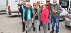 Simav'da 'kamp ve karavan' turizmi başladı