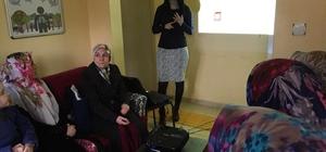 Kartepe'de 25 bin kadına ulaşıldı