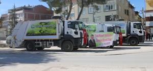 ?ivril Belediyesi araç filosu genişletiyor