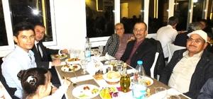 Burhaniye'de Kaymakam Öner şehit ailelerini yemekte buluşturdu