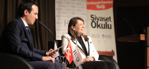 AK Parti Milletvekili Günay Siyaset Okulunda ders verdi