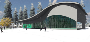 Türkiye'nin 3. kayak simülasyon merkezi, Sivas'ta yapılıyor